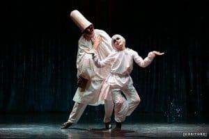 LE FIABE DANZATE il Balletto di Napoli di Mara Fusco @ Teatro dei Piccoli | Napoli | Campania | Italia