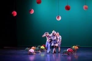HANS E GRET di Emma Dante, ore 11 (ESAURITO) @ Teatro dei Piccoli | Napoli | Campania | Italia