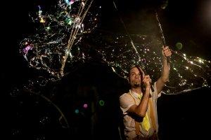 Fish & Bubbles @ Pineta del Teatro dei Piccoli | Napoli | Campania | Italia